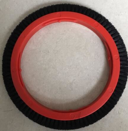 Professional Textile Machinery Spare Parts Brush Wheel Monforts