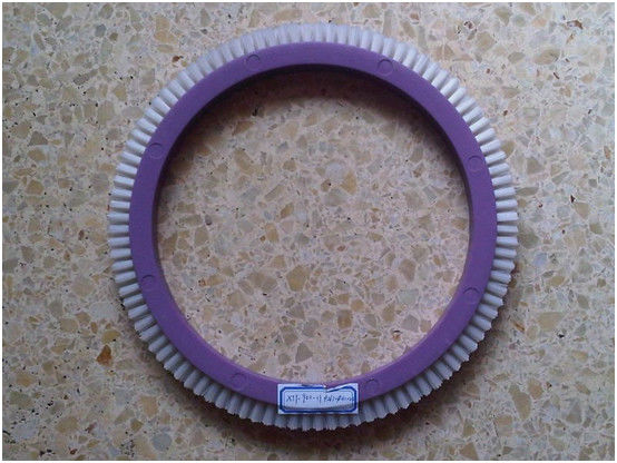 Brush Wheel Stenter Machine Parts Monforts Krantz Famatex With Bristle Hair