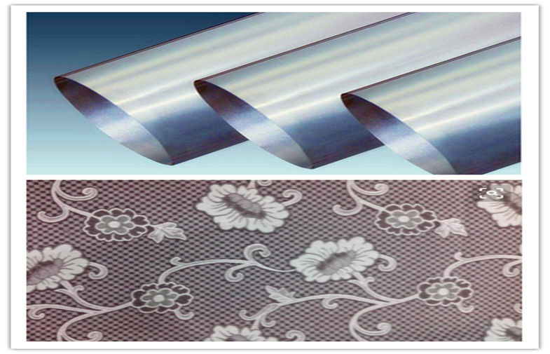 High Utilization Ratio Nickel Cylinder Screen Printing Screens 914 1018 Textile Machinery Spare Parts